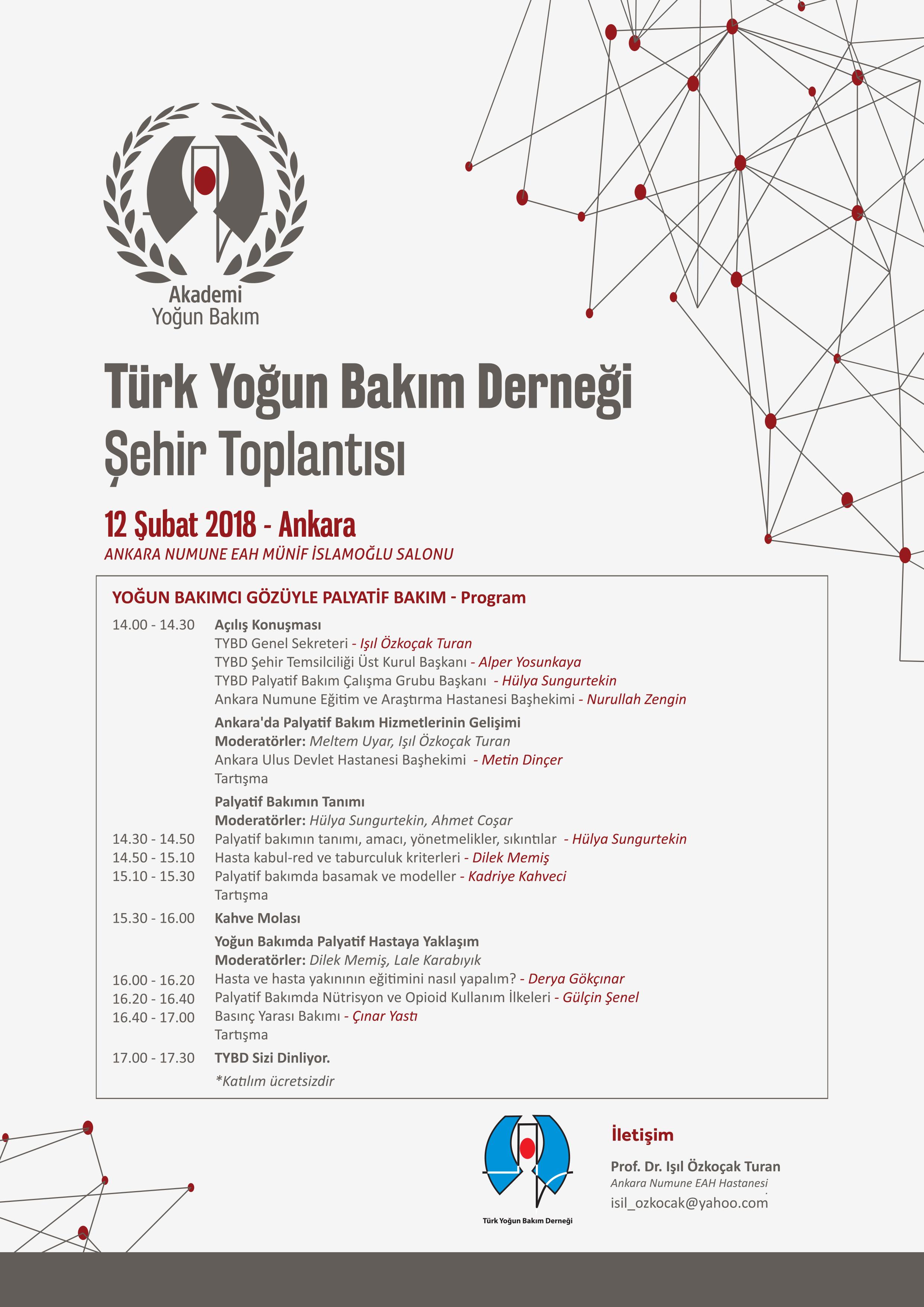 Þehir Toplantýsý Ankara