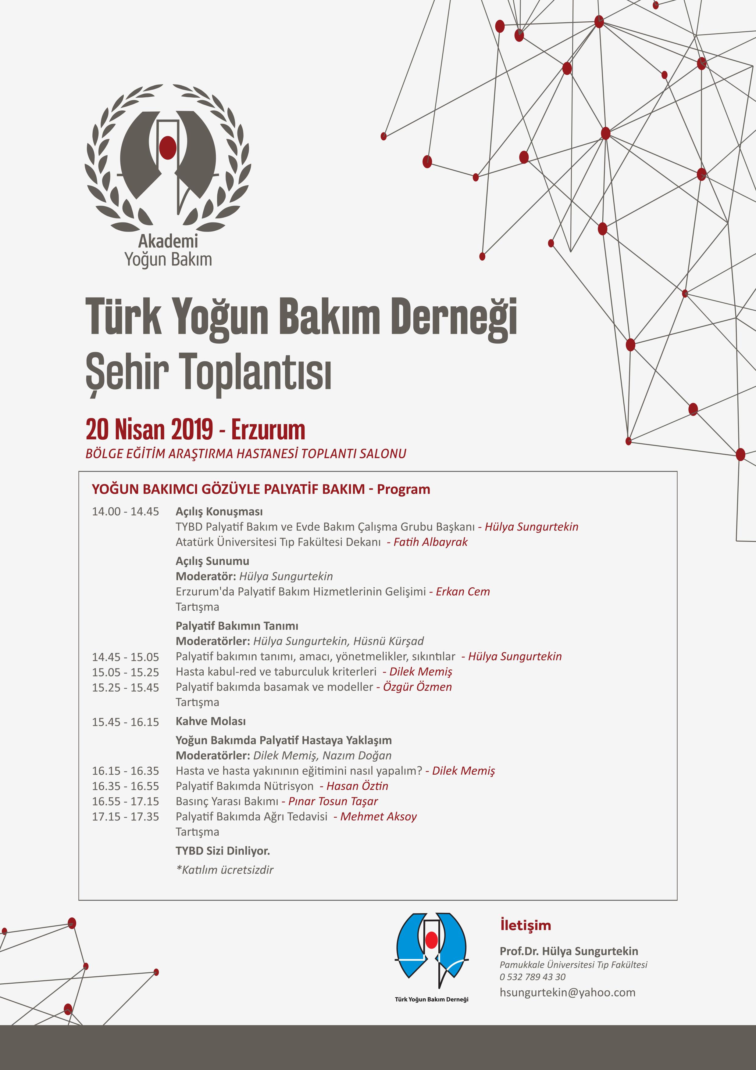 Þehir Toplantýsý Erzurum