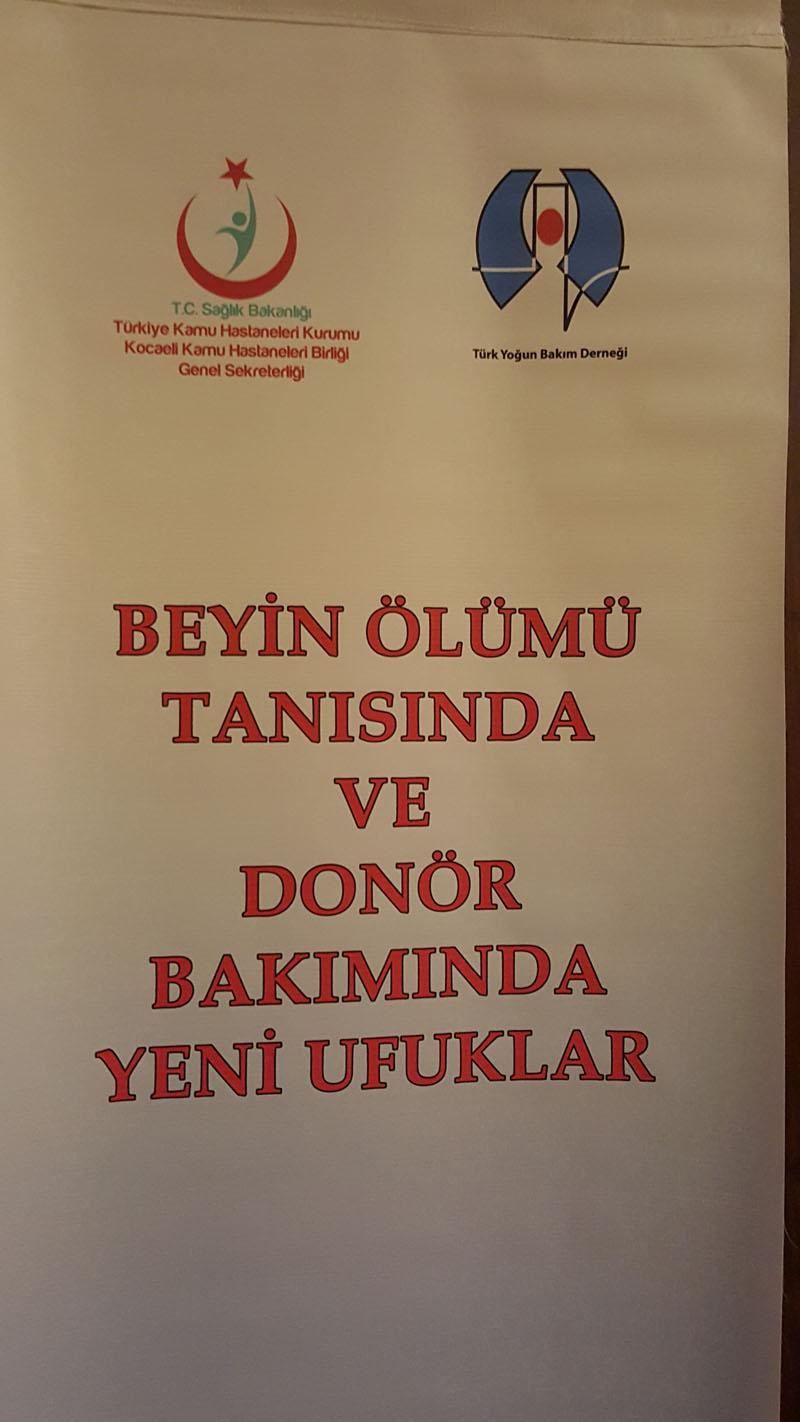 Beyin Ölümü Tanýsý ve Donör Bakýmý Eðitimi – Aydýn